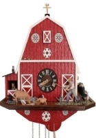 8 Day Farm  Cuckoo Clock  limited sales